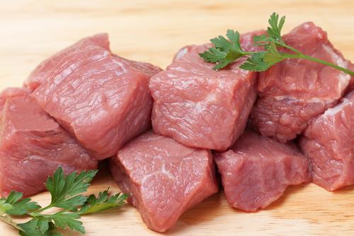 rohes Fleisch besser als gekochtes Fleisch